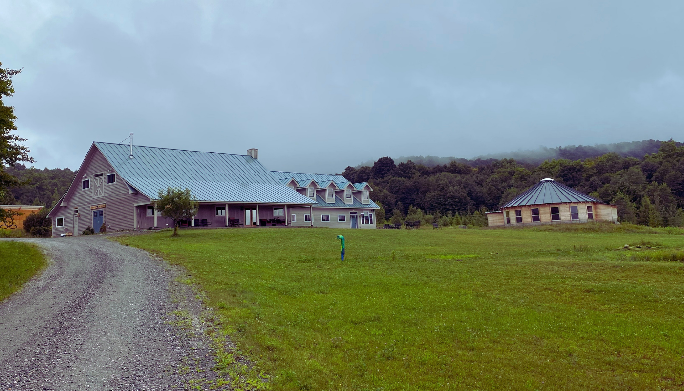 my experience living and training at a modern day monastery